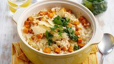 Roast pumpkin risotto for $6.60 recipe - 9Kitchen