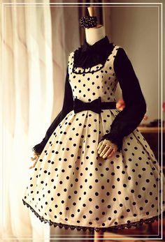 DC + small elegant winter + Shuiyu flocking woolen material dresses - Taobao