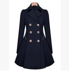 """Fashion women trench coat Cute Kawaii Harajuku Fashion Clothing & Accessories Website. Sponsorship Review & Affiliate Program opening!so fashion and warm coat really such a pretty use this coupon code """"cute8"""" to get all 10% off shop now for lowest price."""
