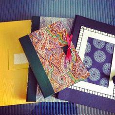 Bella Linke - Encadernação Artesanal e Cartonagem: Projetos Concluídos