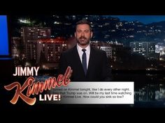 Jimmy Kimmel Live: People Get Mad When Politicians Appear on Kimmel