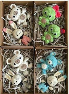 Best 12 Saw these dolls … and well, you know – SkillOfKing. Crochet Patterns Amigurumi, Amigurumi Doll, Crochet Dolls, Crochet Crafts, Crochet Projects, Sewing Crafts, Crochet Ideas, Love Crochet, Crochet Baby