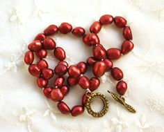 Red by Jana on Etsy