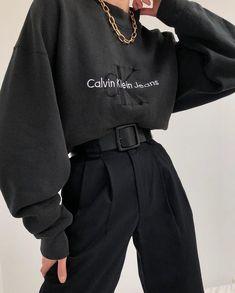 Teen Fashion Outfits, Korean Outfits, Retro Outfits, Mode Outfits, Cute Casual Outfits, Look Fashion, Stylish Outfits, Korean Fashion, French Fashion