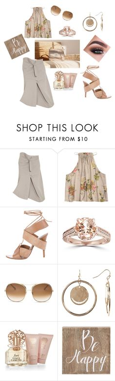 """Untitled #94"" by peekabu ❤ liked on Polyvore featuring Bassike, Alexander Wang, Bliss Diamond, Chloé, 14th & Union, Vince Camuto and Belle Maison"