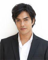 kazuki kitamura actor from Japan :)