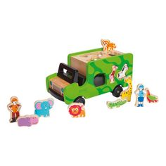 now on eboutic.ch - car safari set - from 18 months - House of Toys 18 Months, Games For Kids, Are You The One, Your Child, Playground, Safari, Toys, Children, Car