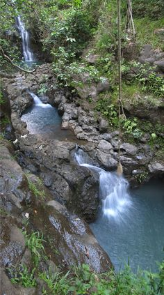 Waimano Pools Hawaii