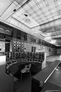 Fantastic example of a cold war lab. It is a Nuclear power station but it will serve as a experimental lab and the blueprints will be located here.