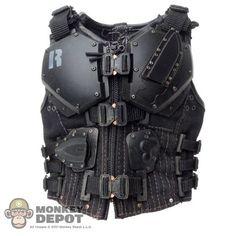 Vest: Hot Toys Tactical Armor Vest