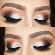 Do you may have amber eyes? Tell us extra about this eye coloration and talk about which make-up can work for it. # make-up # makeuplover Prom Makeup, Wedding Hair And Makeup, Bridal Makeup, Teen Makeup, Homecoming Makeup, Makeup Geek, Wedding Nails, Makeup Addict, Makeup For Brown Eyes