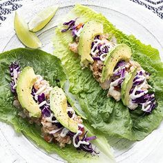 Skinny Tilapia Lettuce Wraps | Skinny Mom | Where Moms Get the Skinny on Healthy Living