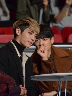 #shinee #minho #jonghyun #mama2015 2015 mnet asian music awards in Hong Kong 151202