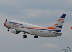 Boeing 737-800 Smartwings