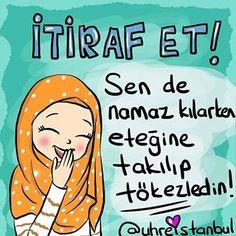 Hijab Cartoon, Hafiz, Allah Islam, Islamic Quotes, Muslim, Istanbul, Family Guy, Mood, Memes