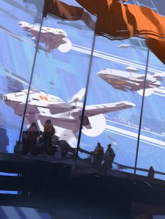 concept art by Sparth