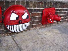 Street art in Johnson City, TN, USA. Photo by Lauren Anderson 3d Street Art, Street Art Utopia, Amazing Street Art, Street Art Graffiti, Amazing Art, Usa Street, Banksy, Mr Brainwash, Street Installation