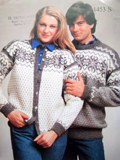 Skaugum 1453 S Knitting Designs, Knitting Patterns, Norwegian Knitting, Knit Sweaters, Fair Isle Knitting, Nordic Design, Knit Crochet, Wool, Projects