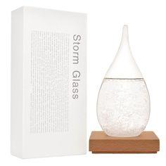 Magic Storm Glass Crystal