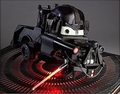 "Darth Mater - This is how my 2 year old says ""Darth Vader.""  Its perfect!  I must have it!"