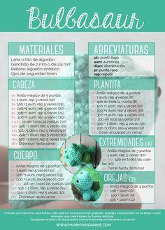 Best 12 Shared with Dropbox – SkillOfKing. Pokemon Crochet Pattern, Crochet Amigurumi Free Patterns, Crochet Dolls, Amigurumi For Beginners, Bulbasaur, Cute Crochet, Fabric Dolls, Stuffed Toys Patterns, Crochet Projects