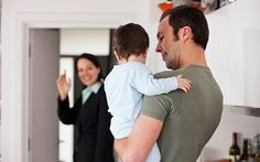 The new law on shared parental leave could help transform the role of fathers.   But how many women really want to cede control of childcare duties to men,   asks Neil Lyndon