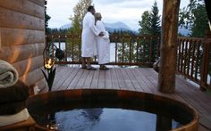 Venture into the open Alaskan air: Most Romantic Getaways for Winter