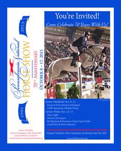 Pennsylvania National Horse Show www.PANational.org