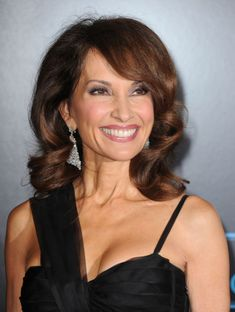 Susan Lucci's Soft Waves - Haute Hairstyles for Women Over 60 - Photos