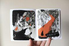 Noctuidae by Anna Zoladz, via Behance