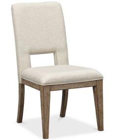 Altair Side Chair Only At Macys