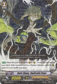 50 Best Shadow Paladin Clan images | Paladin, Cardfight vanguard, Cards