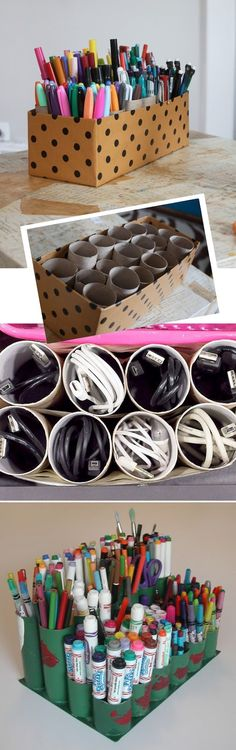 Toilet Paper Roll Storage Ideas