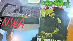 Online veilinghuis Catawiki: NWA / Wu-Tang Clan / Body Count ft. Ice-T: Great Hip Hop/Rap - lot of 3 albums (4LP's) on 180 gram vinyl * 2/3: limited, numbered and out of print editions!