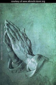 Hands I - Albrecht Durer - www.albrecht-durer.org. This art reflects the…