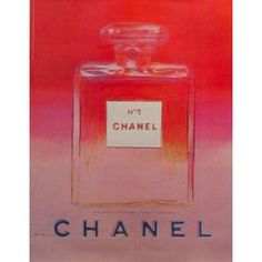 Andy Warhol Chanel #5 Poster