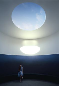 The Color Inside - Skyspace  http://turrell.utexas.edu/