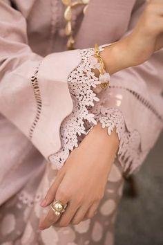 Sleeves Designs For Dresses, Dress Neck Designs, Kurti Neck Designs, Kurta Designs Women, Kurti Designs Party Wear, Stylish Dress Designs, Pakistani Fashion Party Wear, Indian Fashion Dresses, Pakistani Dress Design