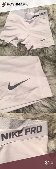 Nike pro dry fit spandex shorts True to size. Nike Shorts