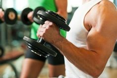 Should you use light weights and do more reps, or use heavy weights and do fewer reps? It's important to have weight training as part of your workout...