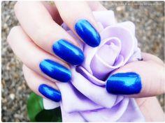 Wibo Extreme Nails nr 533 Blue Nails PL Wibo Lakier do Paznokci 533 #wibo #nails #bluenails #