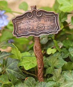 Never ever step inside a fairy ring....