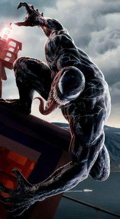 C-65 Venom Movie Tom Hardy 2018 Super Marvel Print Poster 12x18 24x36inch