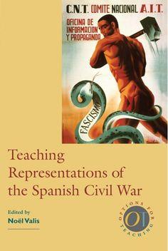 Teaching Representations of the Spanish Civil War Cover