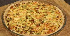 Lauch-Lachs-Tarte, ein Rezept der Kategorie Hauptgerichte mit Fisch & Meeresfrüchten. Mehr Thermomix ® Rezepte auf www.rezeptwelt.de