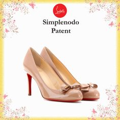 BUYMA.com SIMPLENODO クリスチャンルブタン Christian Louboutin レディースファッション 靴・シューズ パンプス・ミュール 2014-15AW を海外通販!