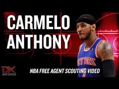 Carmelo Anthony 2014 Free Agent Scouting Video  Hardcore Hoops fans,  Let's Connect!!  •	Check out my site: (http://slapdoghoops.blogspot.ca ).   •	Like my Facebook Page: https://www.facebook.com/slapdoghoops •	Follow me on Twitter: https://twitter.com/slapdoghoops •	Add my Google+ Plus Page to your Circles: https://plus.google.com/+SlapdoghoopsBlogspot/posts •	For any business or professional inquiries, connect with me on LinkedIn: http://ca.linkedin.com/in/slapdoghoops/