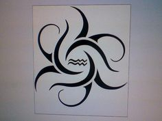 Thibedeau S Aquarius Tattoo Tattoos Aquarius Tattoo Tattoos
