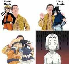 I have a Naruto  I have a Sasuke  Ugh  Traumatized Sakura