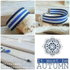Coin Purse, Creations, Autumn, Purses, Wallet, Bracelet, Blue, Jewelery, Fall